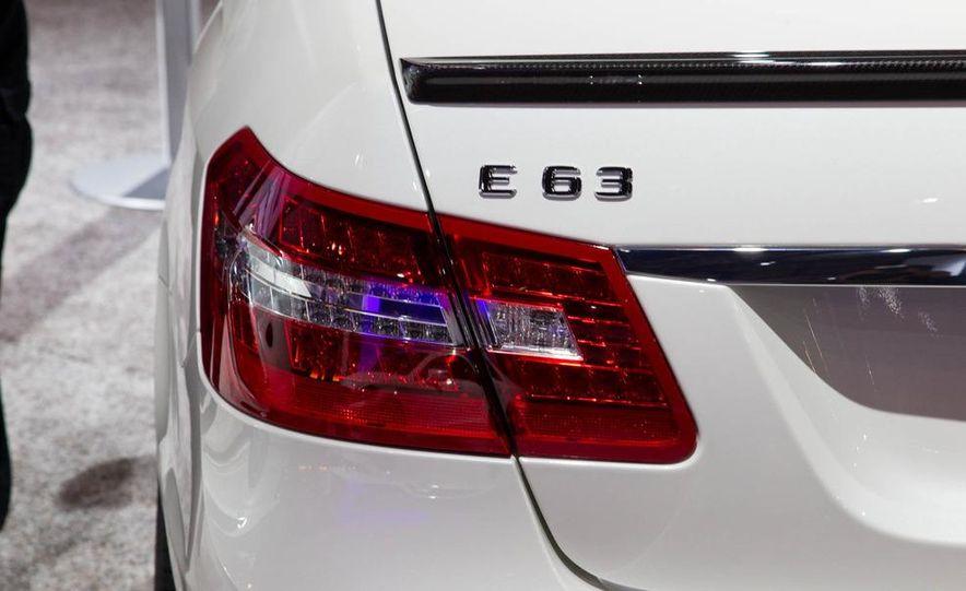 2012 Mercedes-Benz E63 AMG sedan - Slide 10