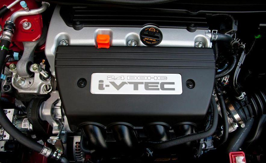 2012 Honda Civic Si sedan - Slide 31