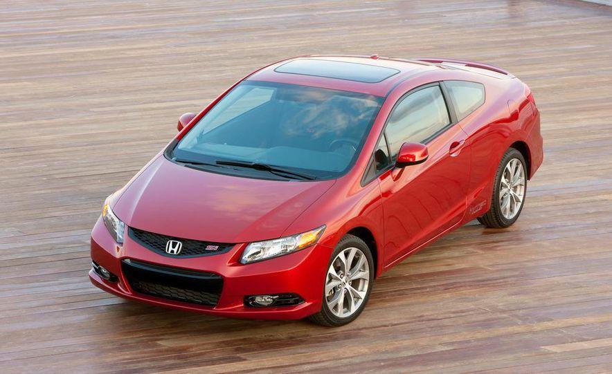 2012 Honda Civic Si sedan - Slide 7