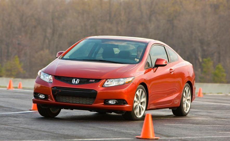 2012 Honda Civic Si sedan - Slide 12