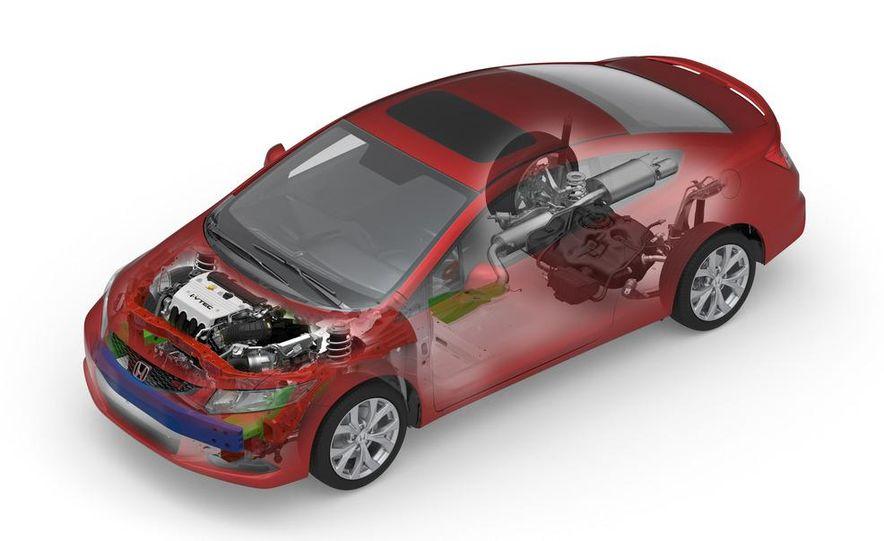 2012 Honda Civic Si sedan - Slide 32