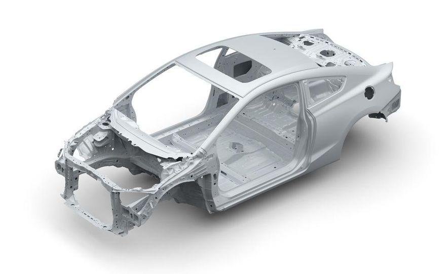 2012 Honda Civic Si sedan - Slide 33