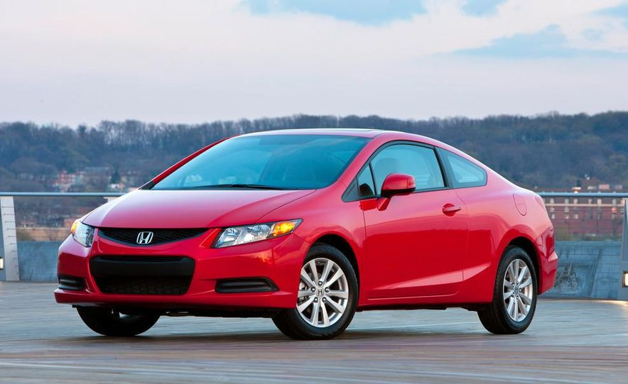 2012 Honda Civic EX-L sedan - Slide 50