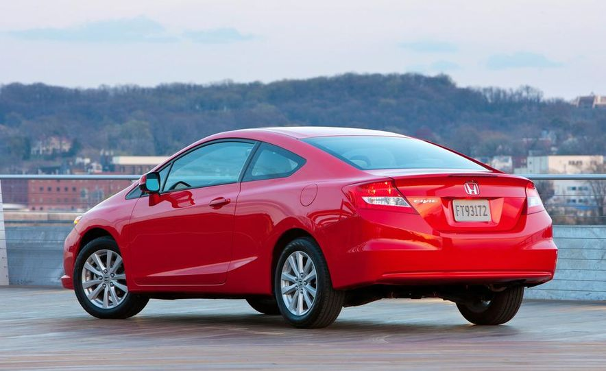 2012 Honda Civic EX-L sedan - Slide 51