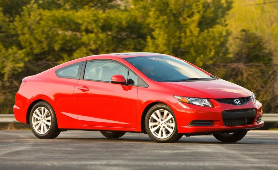 2012 Honda Civic EX-L sedan - Slide 55