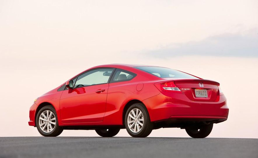 2012 Honda Civic EX-L sedan - Slide 58