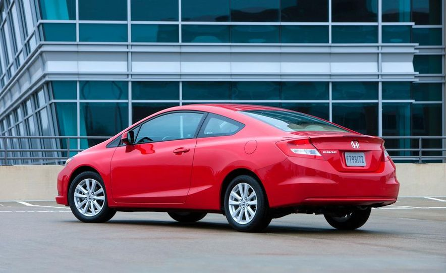 2012 Honda Civic EX-L sedan - Slide 60