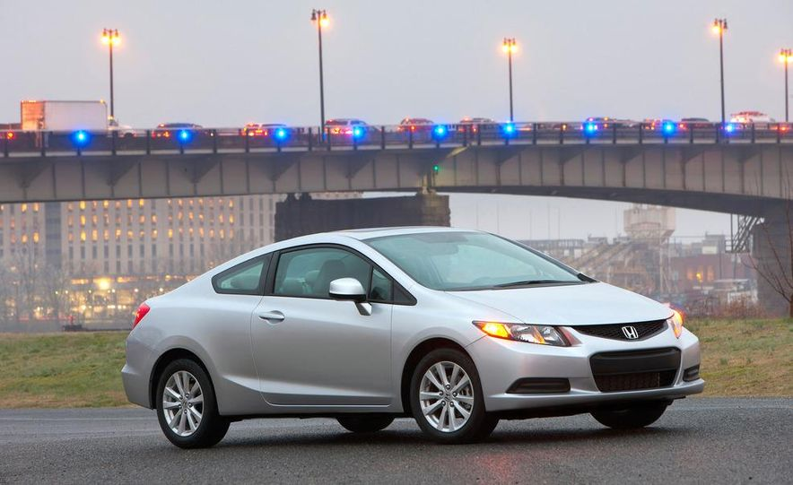 2012 Honda Civic EX-L sedan - Slide 68