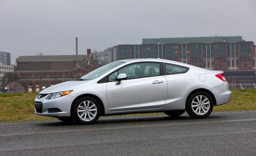 2012 Honda Civic EX-L sedan - Slide 69