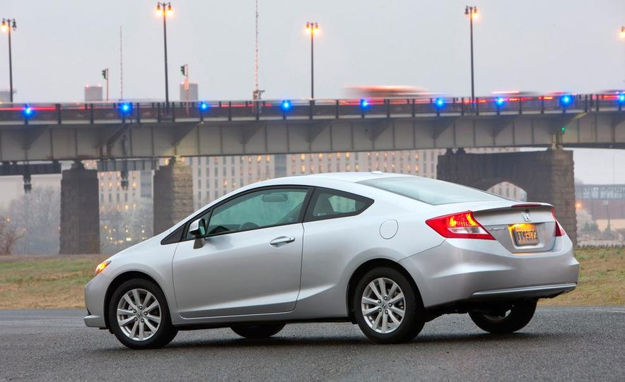 2012 Honda Civic EX-L sedan - Slide 70
