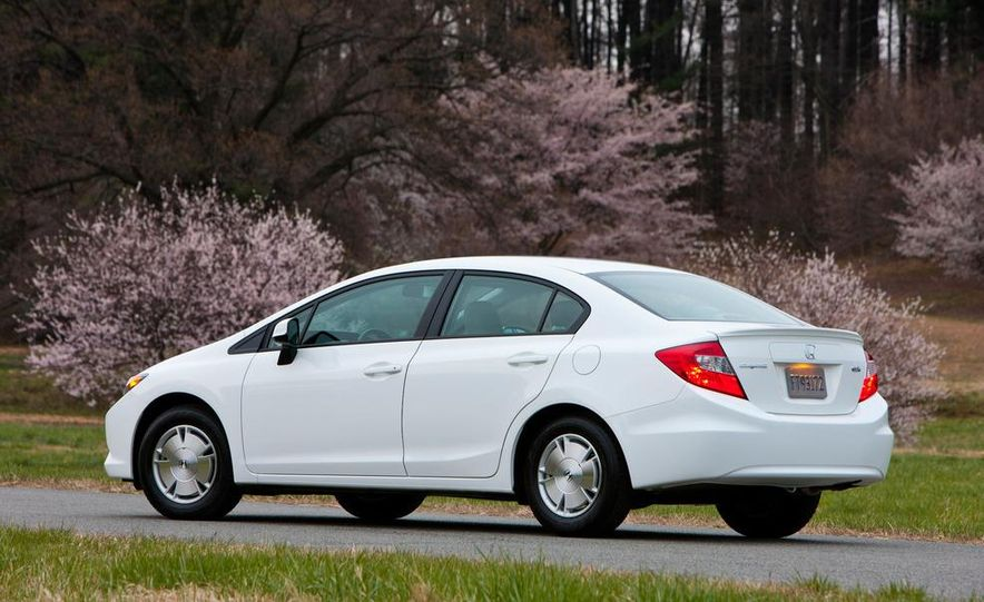 2012 Honda Civic EX-L sedan - Slide 77