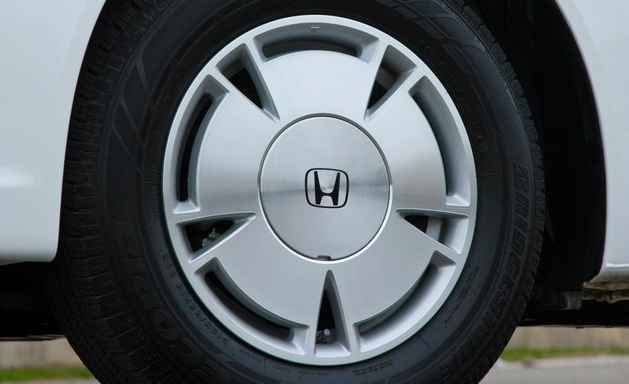 2012 Honda Civic EX-L sedan - Slide 84