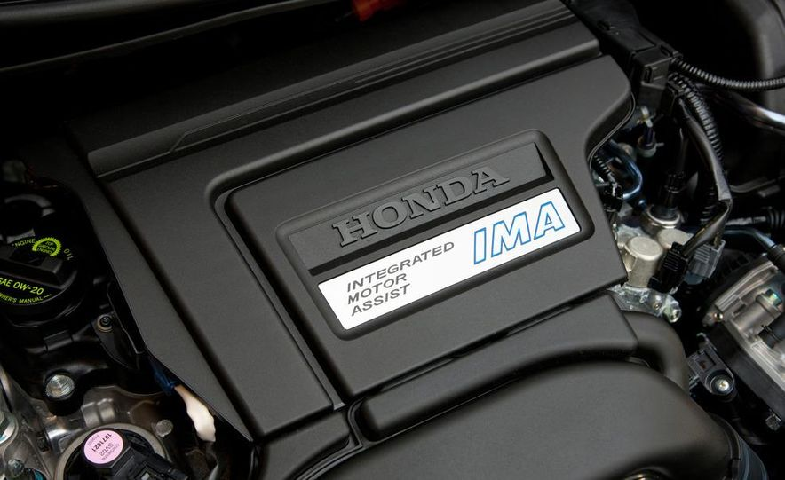 2012 Honda Civic EX-L sedan - Slide 47