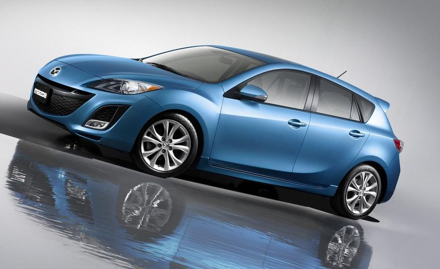 2012 Mazda 3 sedan - Slide 53