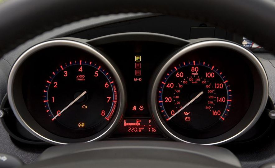 2012 Mazda 3 sedan - Slide 67