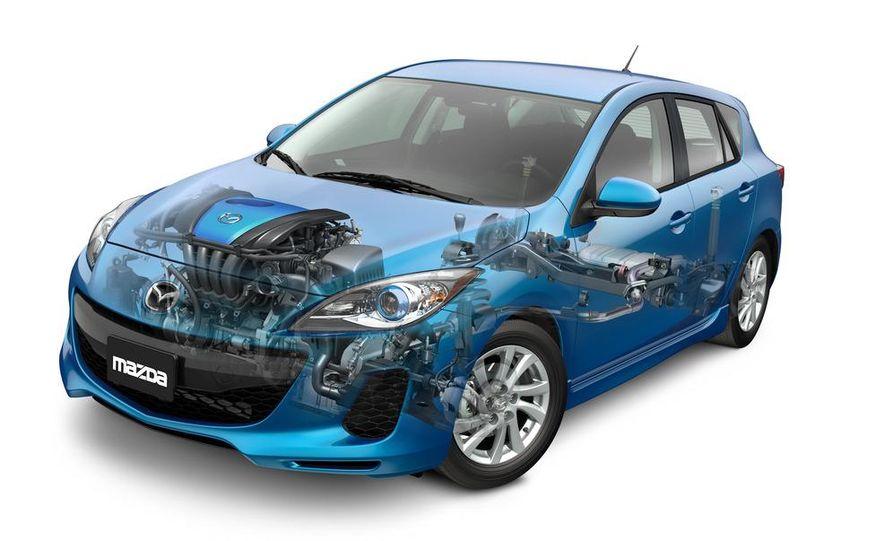 2012 Mazda 3 sedan - Slide 43