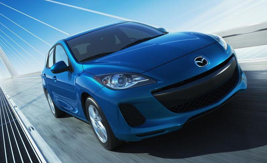 2012 Mazda 3 sedan - Slide 14