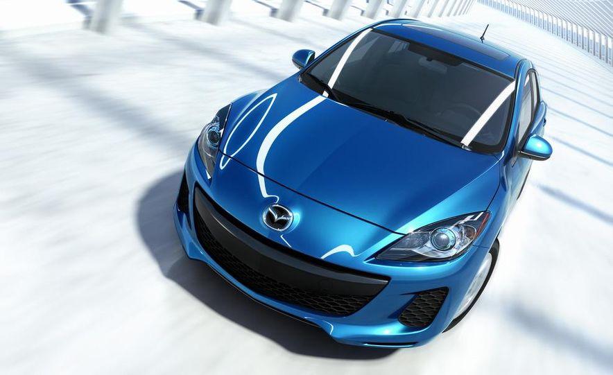 2012 Mazda 3 sedan - Slide 18