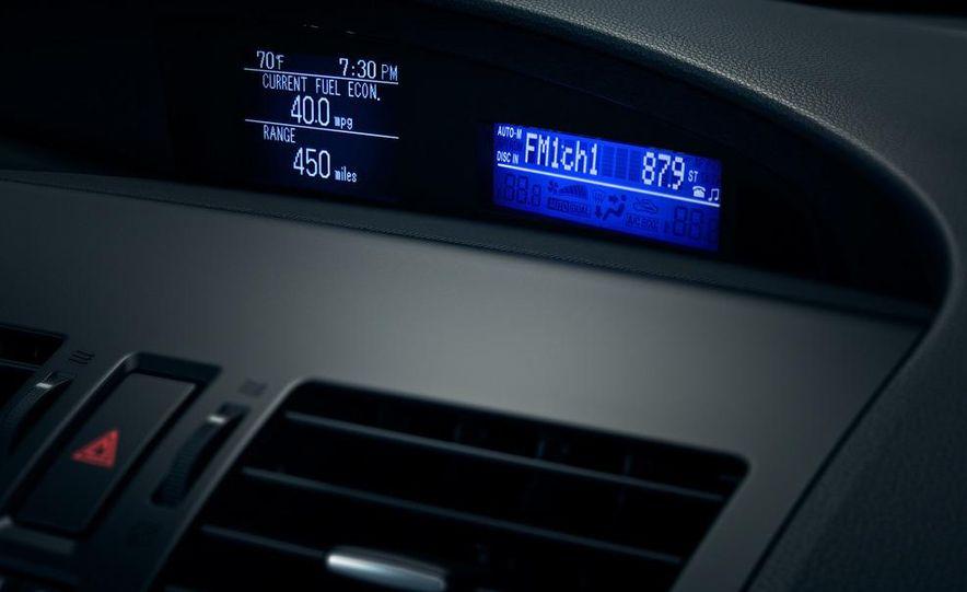 2012 Mazda 3 sedan - Slide 33