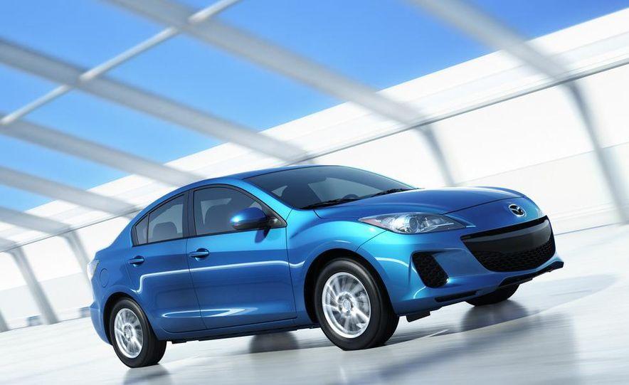 2012 Mazda 3 sedan - Slide 20