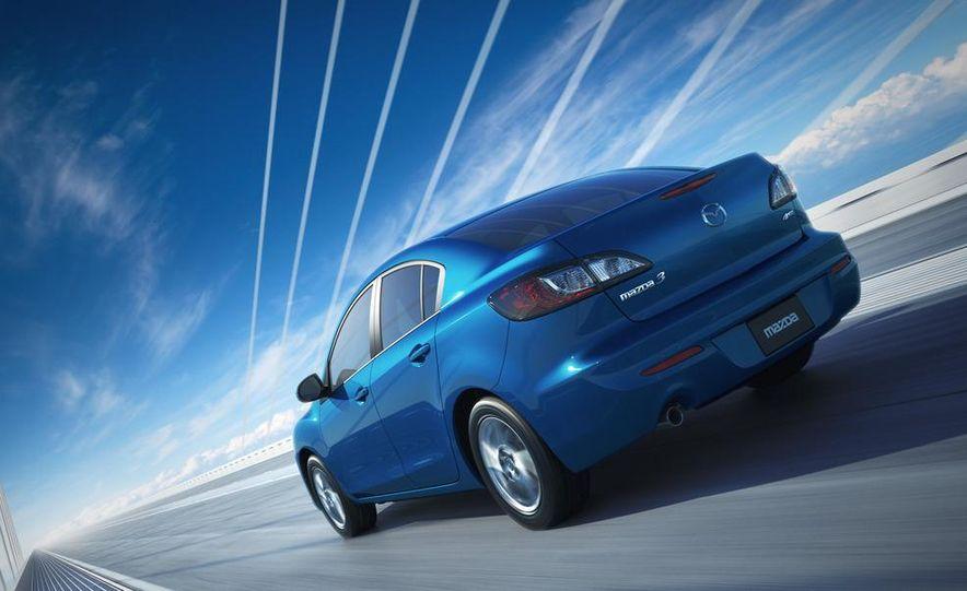 2012 Mazda 3 sedan - Slide 23