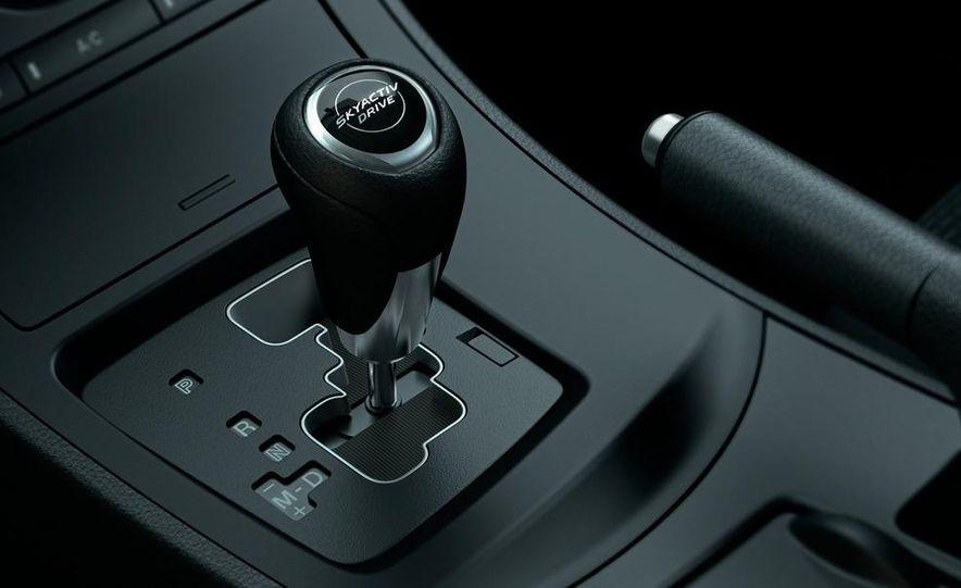 2012 Mazda 3 sedan - Slide 35