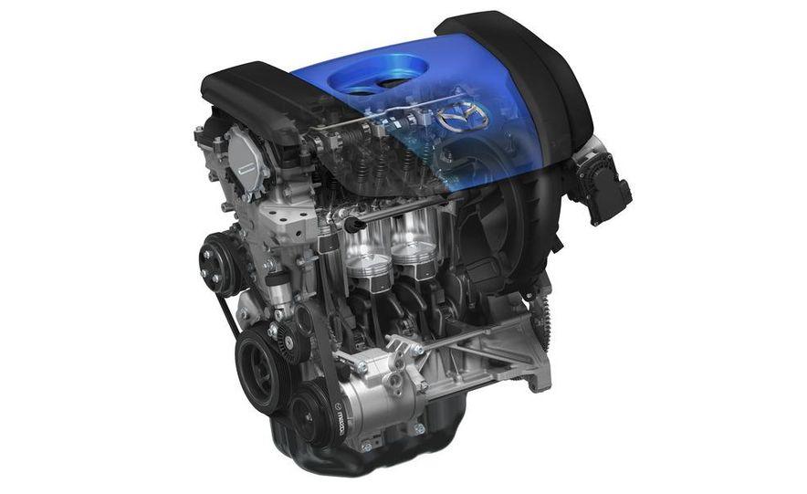 2012 Mazda 3 sedan - Slide 44
