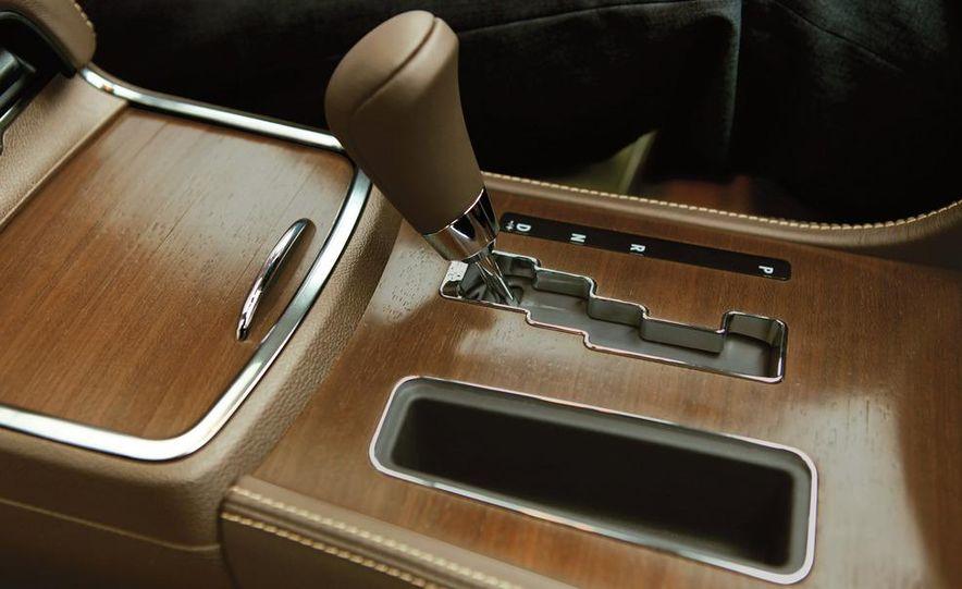 2012 Chrysler 300 S - Slide 31