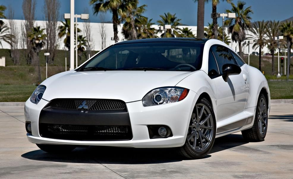 2012 mitsubishi eclipse coupe and spyder special edition