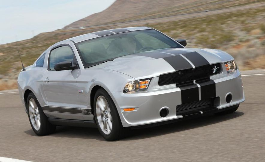 2012 Ford Mustang Shelby GTS - Slide 1
