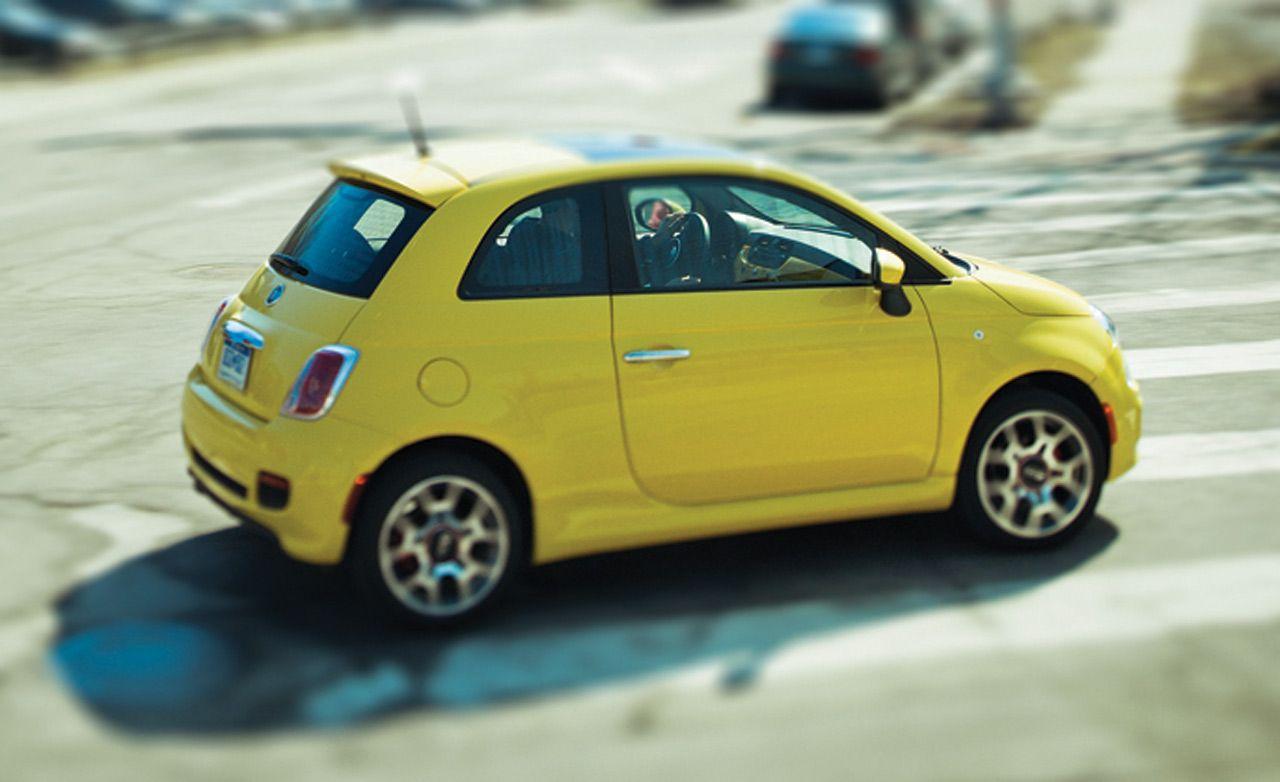 Fiat 500 Sport >> 2012 Fiat 500 Sport