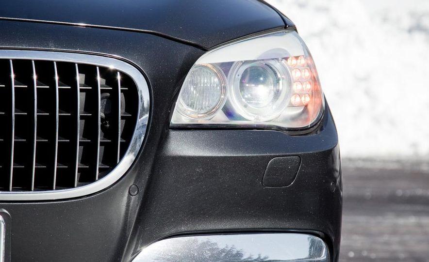 2010 BMW 750Li xDrive - Slide 26