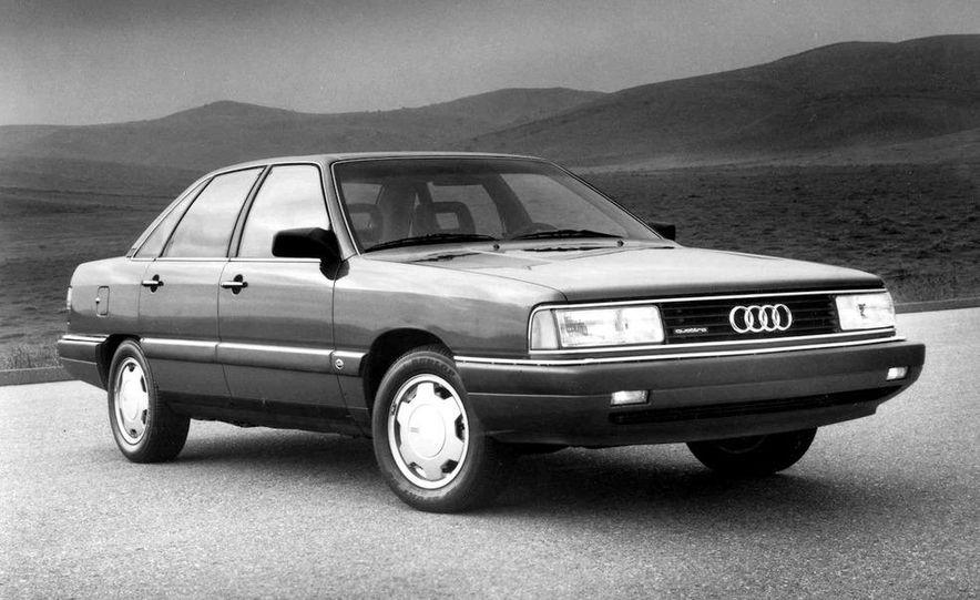 Audi 5000 - Slide 1