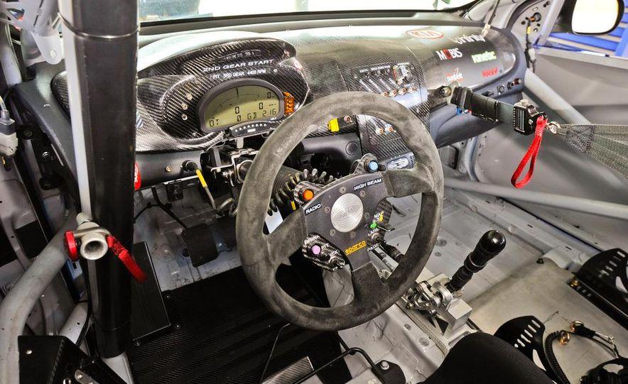Kia Forte Koup race car - Slide 27