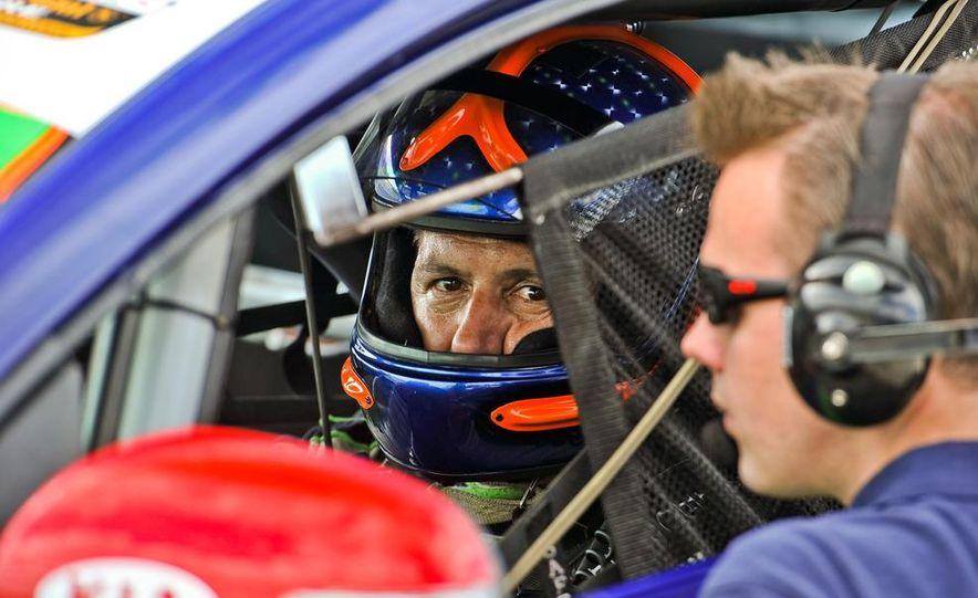 Kia Forte Koup race car - Slide 33