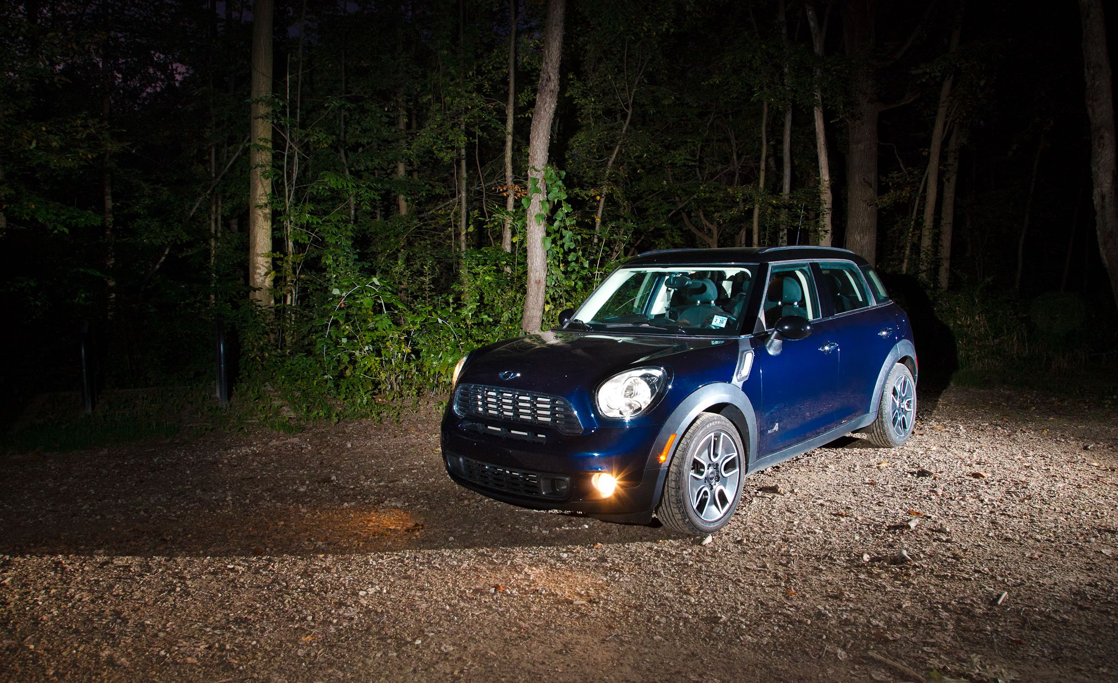 2017 Mini Cooper S Countryman All4 Long Term Test Review Car And Driver