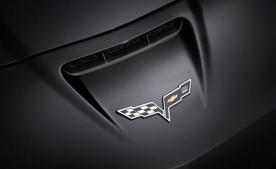 2012 Chevrolet Corvette Centennial edition - Slide 7