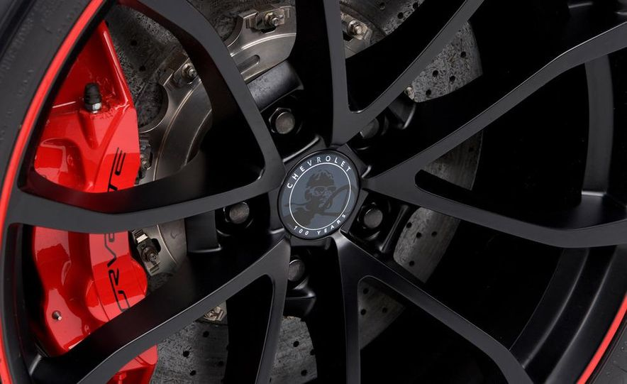 2012 Chevrolet Corvette Centennial edition - Slide 6