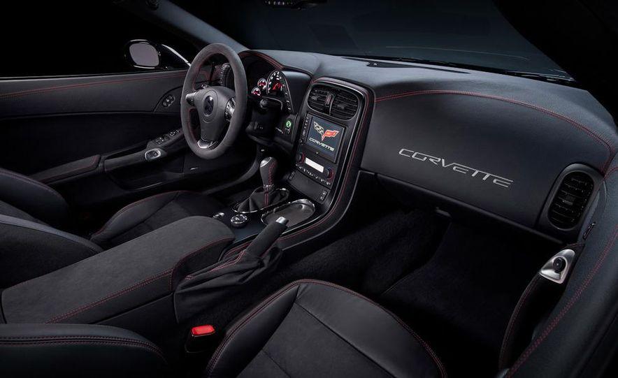 2012 Chevrolet Corvette Centennial edition - Slide 8
