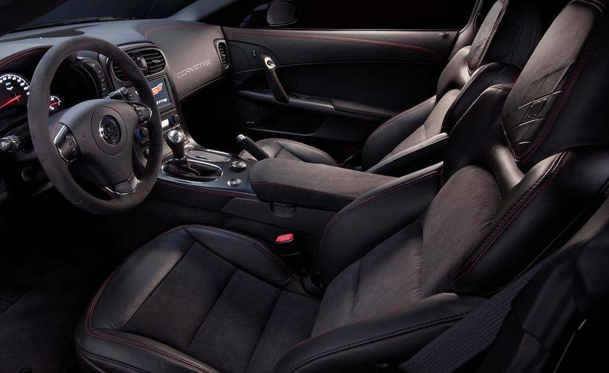 2012 Chevrolet Corvette Centennial edition - Slide 9