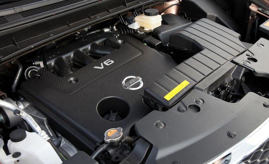 2011 Nissan Murano CrossCabriolet - Slide 30