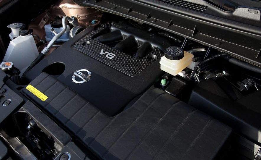 2011 Nissan Murano CrossCabriolet - Slide 31
