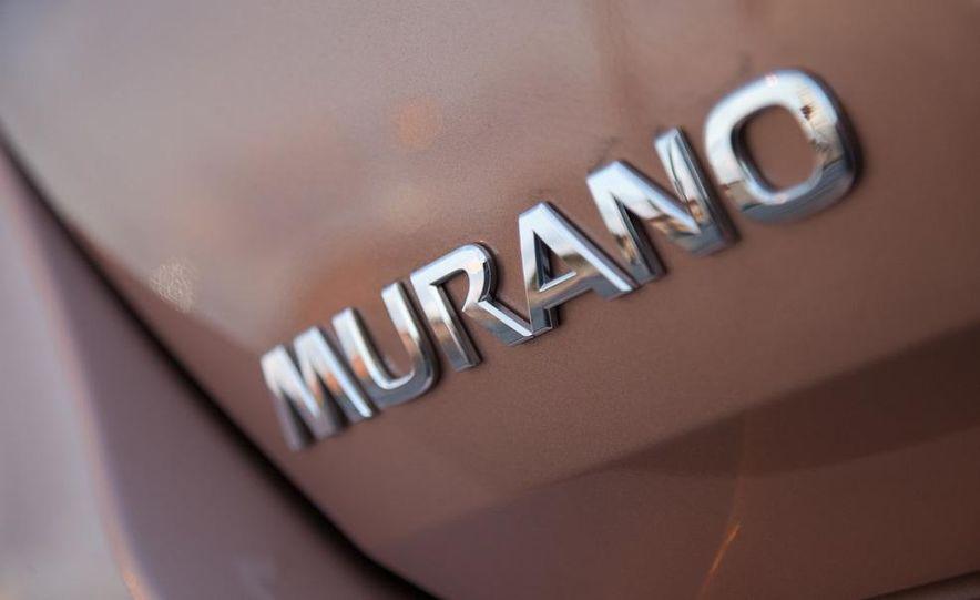 2011 Nissan Murano CrossCabriolet - Slide 13