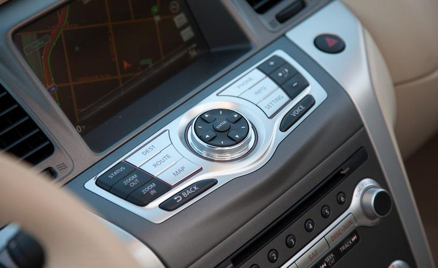 2011 Nissan Murano CrossCabriolet - Slide 25