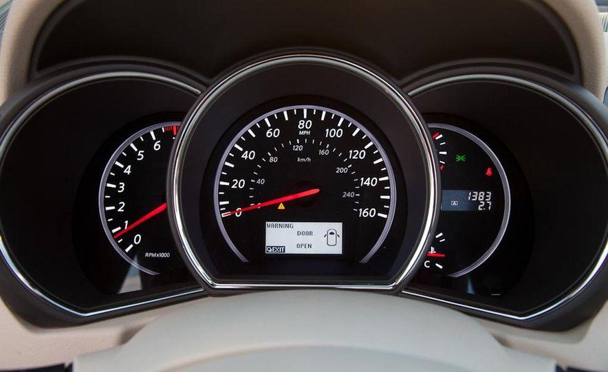 2011 Nissan Murano CrossCabriolet - Slide 27