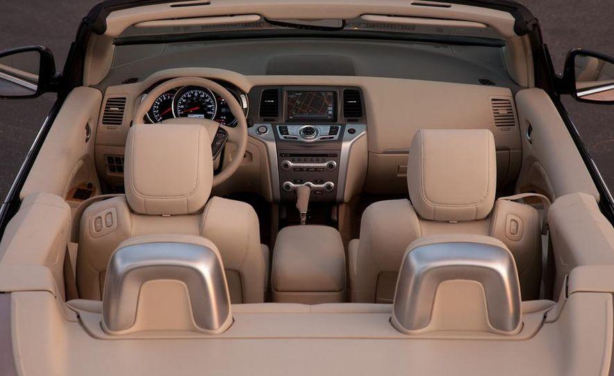 2011 Nissan Murano CrossCabriolet - Slide 19