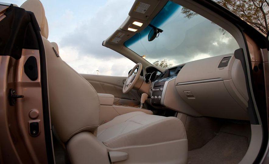 2011 Nissan Murano CrossCabriolet - Slide 20