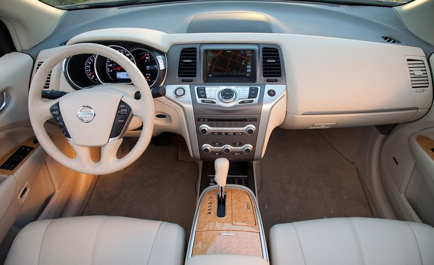 2011 Nissan Murano CrossCabriolet - Slide 21