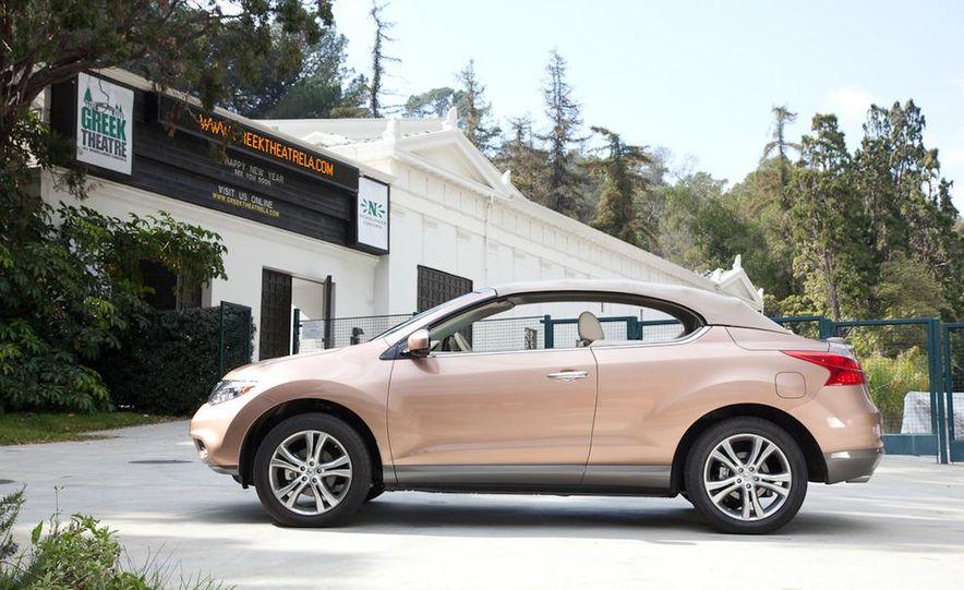 2011 Nissan Murano CrossCabriolet - Slide 5