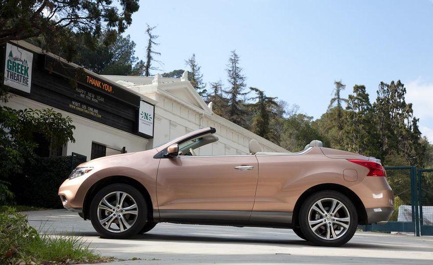 2011 Nissan Murano CrossCabriolet - Slide 6